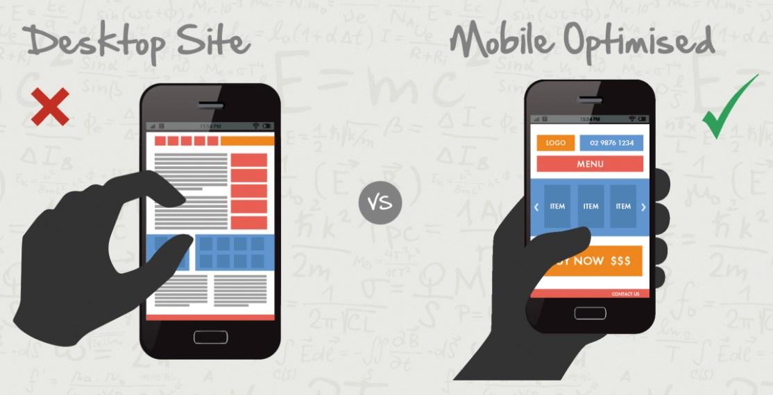 Сайт mobile ready и нет