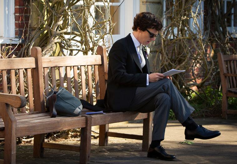 Шерлок анализирует свой сайт
