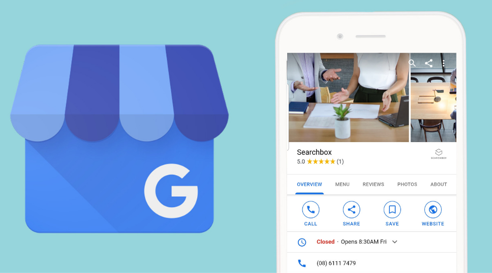 Продвижение в Google My Business
